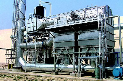 Waste Gas Treatment Regenerative Thermal Incinerator (RTO)